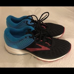 Women's Brooks running shoes size 9.